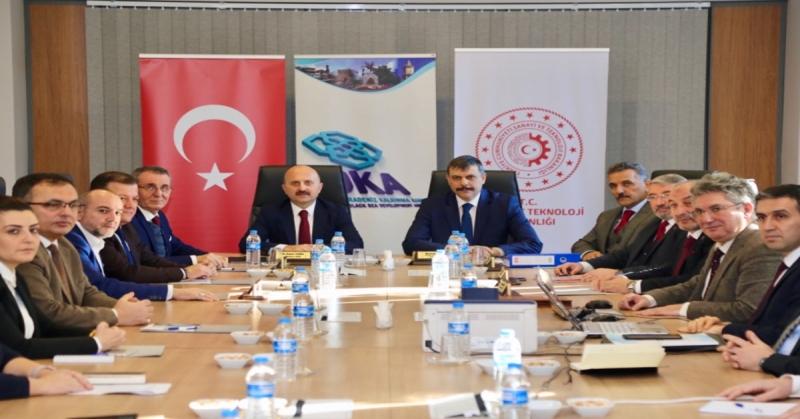 (OKA) Yönetim Kurulu Toplantısı Gerçekleştirildi