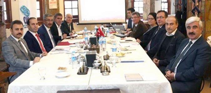 OKA Yönetim Kurulu Toplantısı Düzenlendi