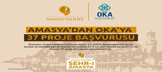 OKA'ya 37 Proje Başvurusu Yapıldı