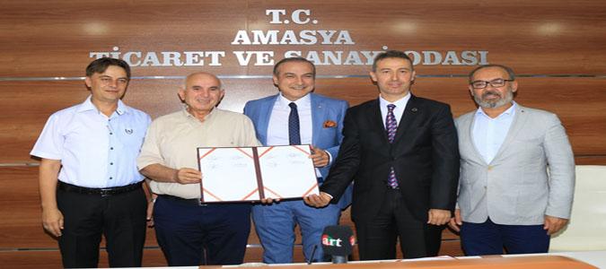 Okul-İşletme İşbirliği Protokolü İmzalandı