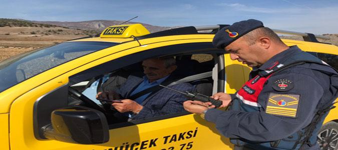 Okul Servisleri ile Yük ve de Yolcu Taşıyan Araçlara Yönelik Denetim Gerçekleştirdi