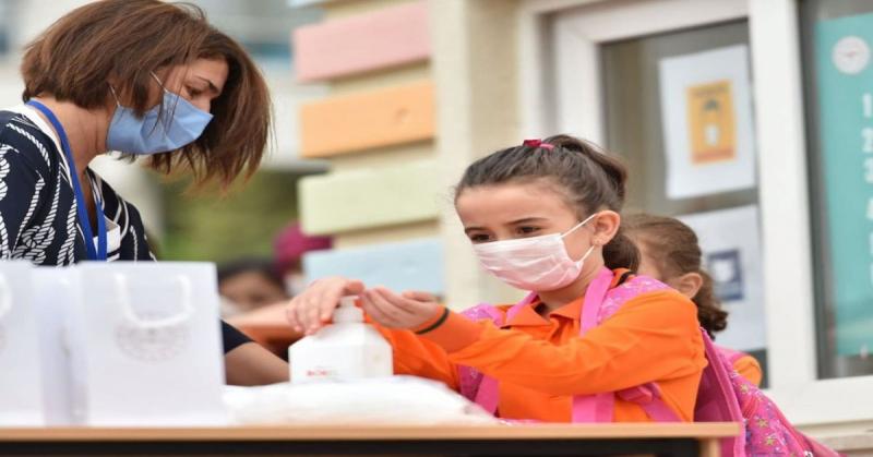 Okullarda Yüz Yüze Eğitimde İkinci Aşama 12 Ekim Pazartesi Günü Başlıyor