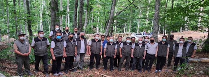 """Ormancılık İçin Yapılan Her İş  Geleceğe Yatırımdır"""""""