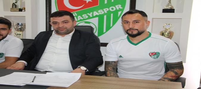 Ozan İpek Yeni Amasyaspor'da