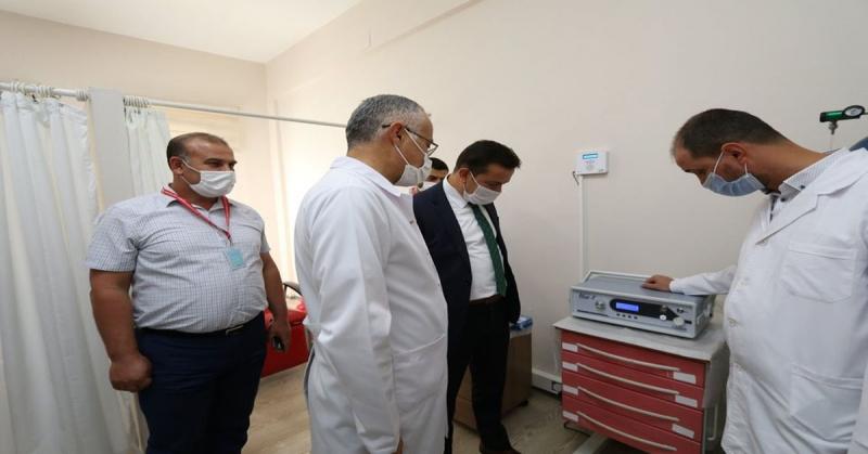 'Ozon Tedavi Kliniği' Hizmet Vermeye Başladı