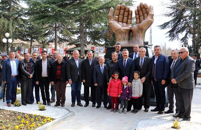 Piri Baba Parkı ve Sosyal Tesisleri Açılışı Törenle Yapıldı