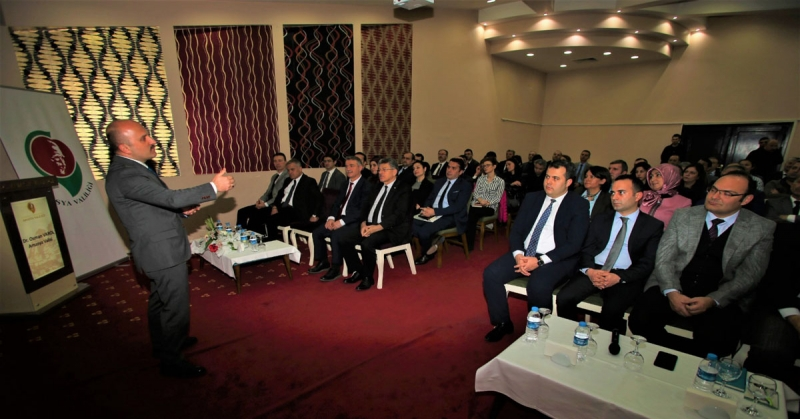 PROSİS Değerlendirme Toplantısı Gerçekleştirildi