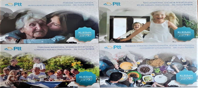 PTT'den Kurban Bayramına Özel Kampanya