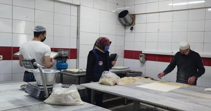 Ramazan Ayı Öncesi Gıda Denetimleri Artırıldı
