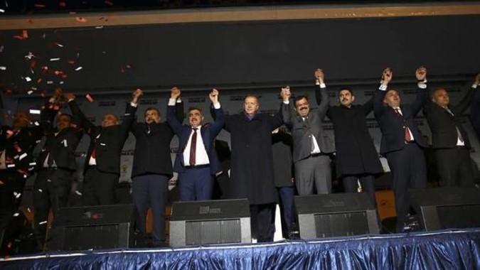 Recep Tayyip Erdoğan Amasyalılar'a Seslendi
