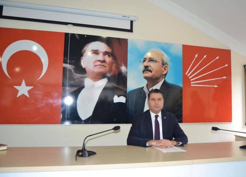 Reşat Karagöz CHP Amasya İl Başkanlığı Adaylık Açıklaması