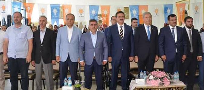 Sağlık Bakanı Demircan, AK Parti Suluova İlçe Kongresine Katıldı.