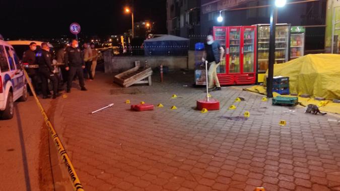 Samsun Çarşamba'da silahlı çatışma: 1 ölü 2 yaralı