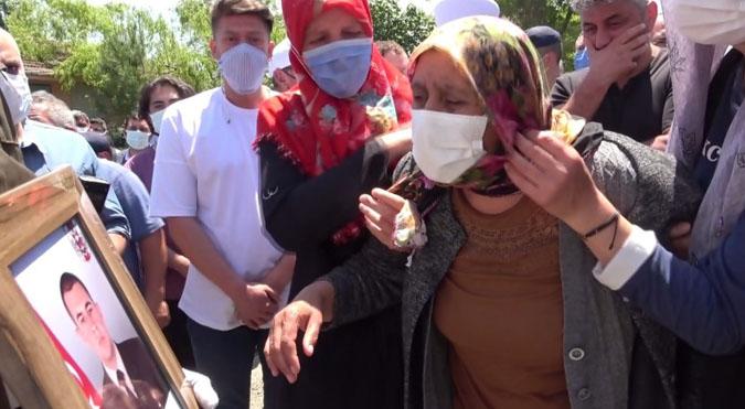 Samsun'da Şehidin annesinin feryatları yürekleri dağladı