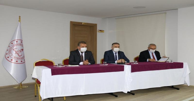 Seçmeli Ders Belirleme Toplantısı Düzenlendi