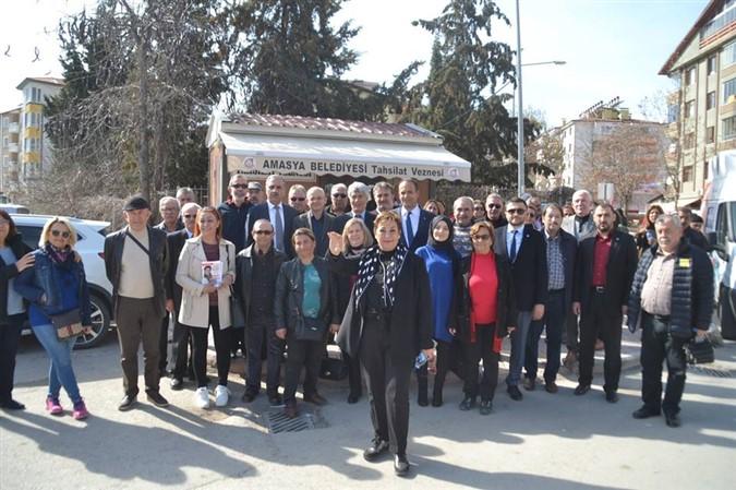 Serpil Saraçoğlu'ndan Resmi Kurumlara Ziyaret