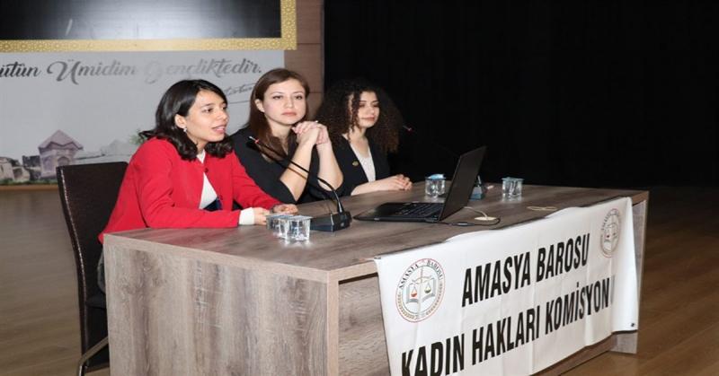 Sosyal Medya ve Cinsel Taciz Konulu Konferans Gerçekleştirildi
