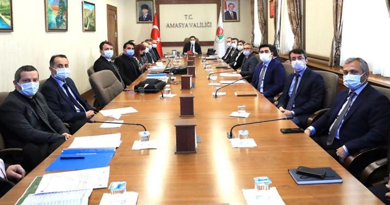 Suluova Besi OSB Genişleme Toplantısı Gerçekleştirildi