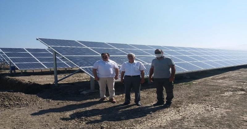 Suluova Besi OSB Güneş Enerji Sistemi Kurulumda Sona Gelindi