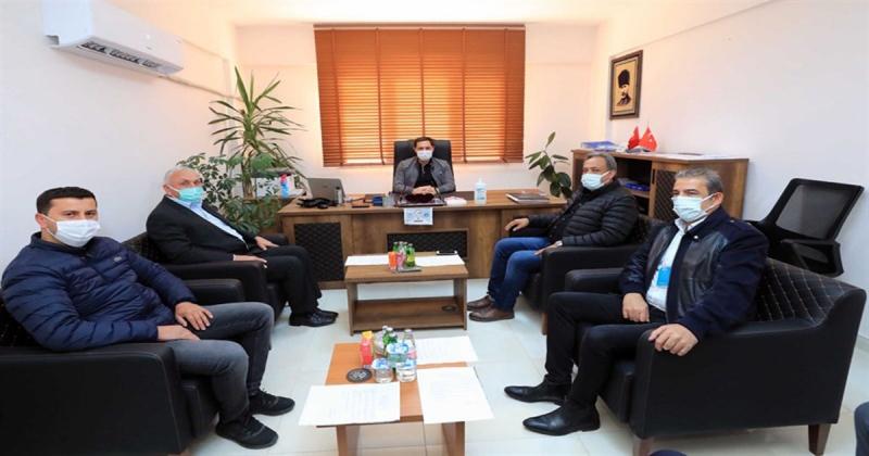 Suluova Besi OSB Yönetim Kurulu Toplantısı Yapıldı