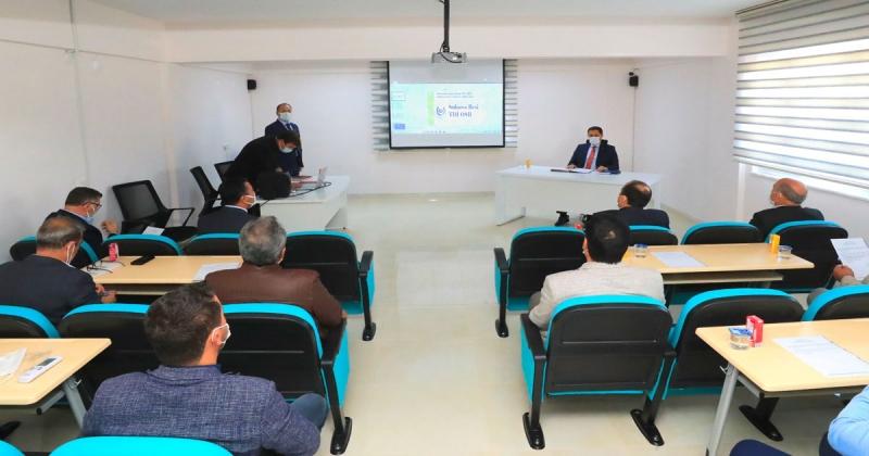 Suluova TDİ Besi OSB Müteşebbis Heyeti ve Yönetim Kurulu Toplantısı Gerçekleştirildi
