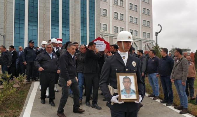 SULUOVALI POLİS MEMURU MURAT ELMAS, KALBİNE YENİK DÜŞTÜ