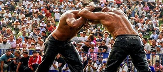 Tarihi Kırkpınar Yağlı Güreşleri  9-11 Temmuz