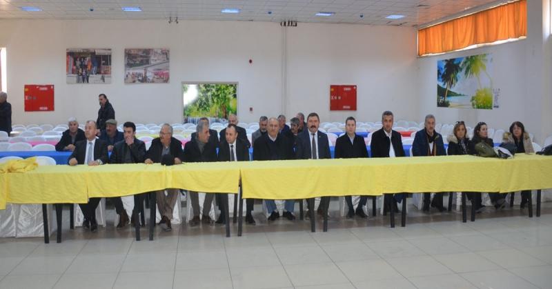 Tekrarlanan Göynücek CHP İlçe Başkanlığı Seçimini Veli Erzincanlı Kazandı