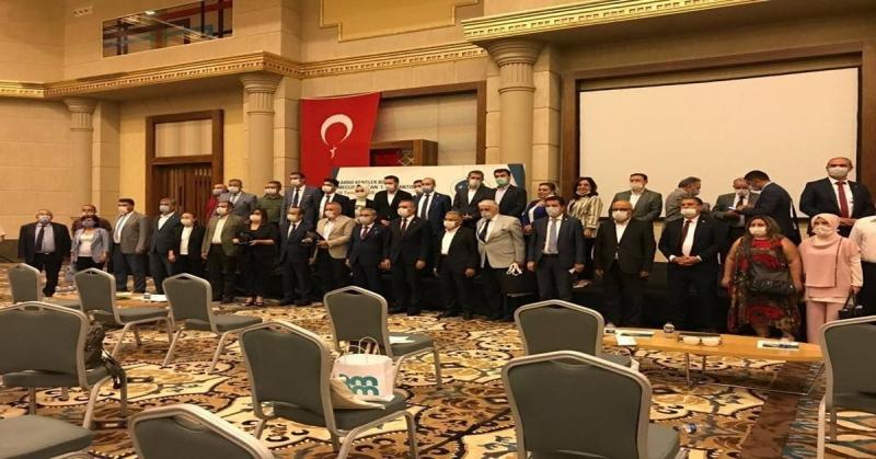 Tuncer, Basmacı Tarihi Kentler Birliği Meclis Olağan Toplantısına Katıldı