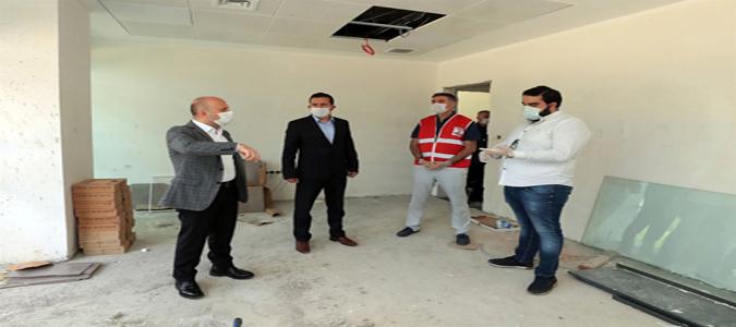 Türk Kızılay'ı Tarafından Amasya'ya Kan Bağış Merkezi