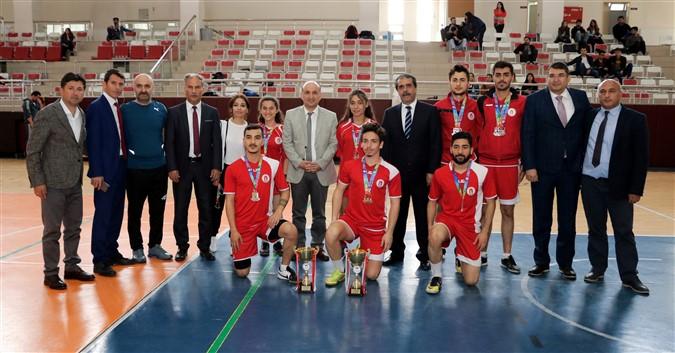 Türkiye Ayak Tenisi Şampiyonası Sona Erdi