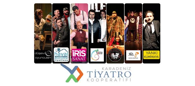 Türkiye'nin 4. Tiyatro Kooperatifi Kuruldu