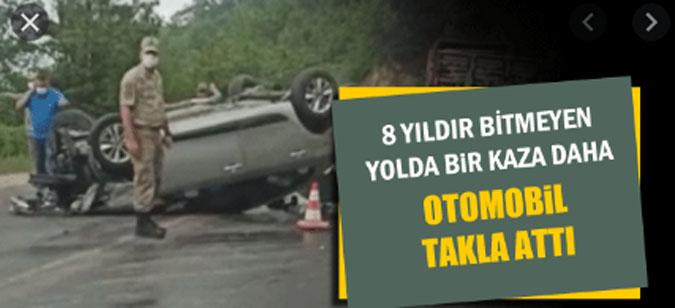 Türkiye'nin Yolu Yapılmayan Vilayeti Tokat