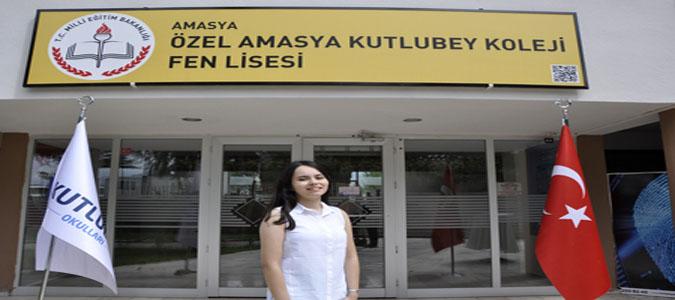 TYT Türkiye 2. Amasya'dan