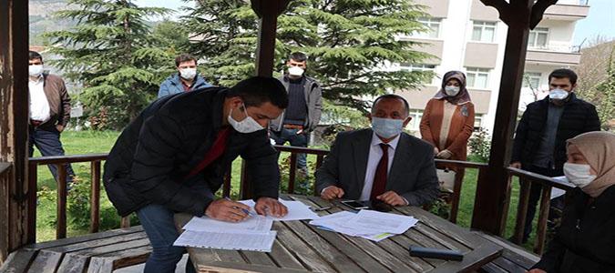 Uzman Eller Projeleri İmzalandı