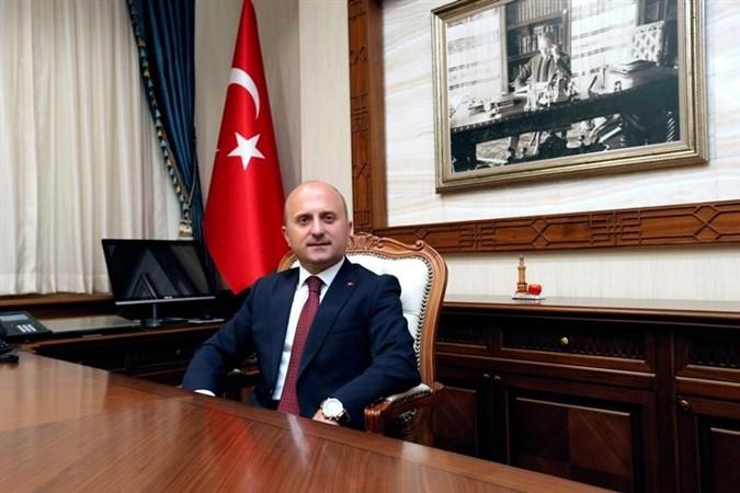 VALİ DR. OSMAN VAROL'UN GAZİ MUSTAFA KEMAL ATATÜRK'Ü ANMA MESAJI