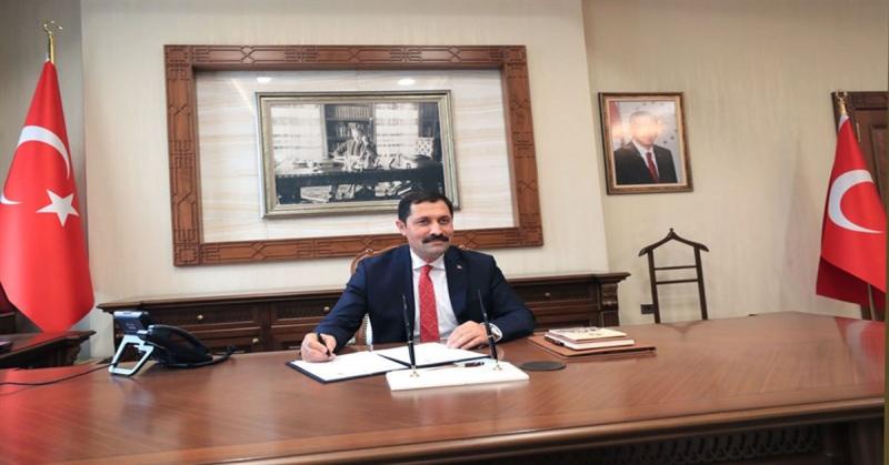 Vali Mustafa MASATLI Görevine Başladı