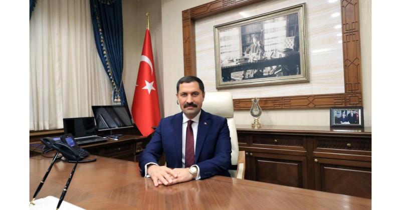 Vali Mustafa MASATLI'nın 23 Nisan Ulusal Egemenlik ve Çocuk Bayramı Mesajı