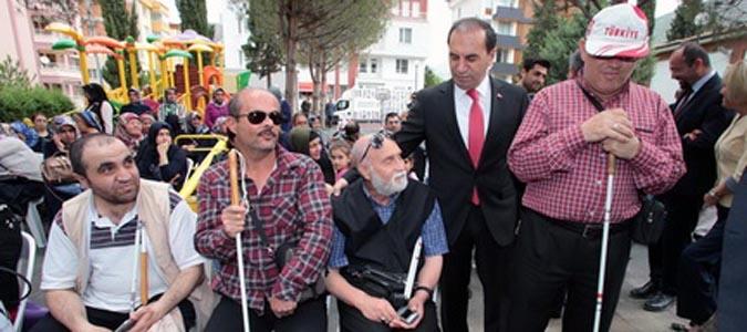 Vali Salih Işık, Engelliler Haftası Programına Katıldı