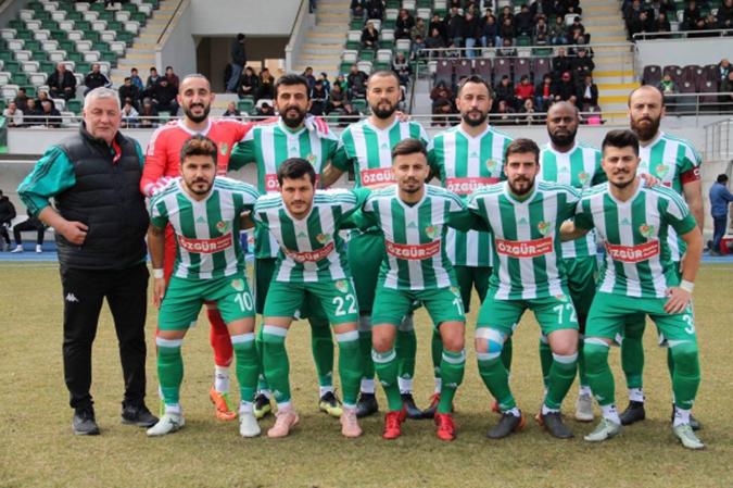 Yeni Amasyaspor 1 - 2 Kastamonu Özel İdare Köy Hizmetleri Spor