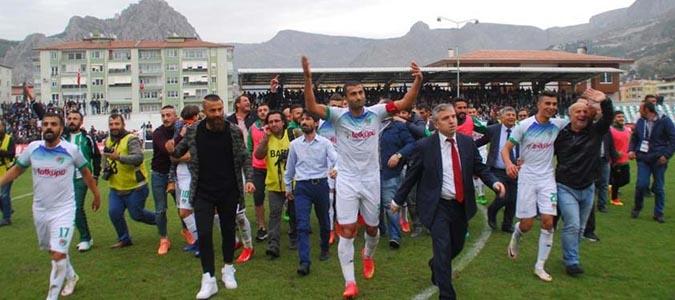 Yeni Amasyaspor: 1 - Denizlispor: 0