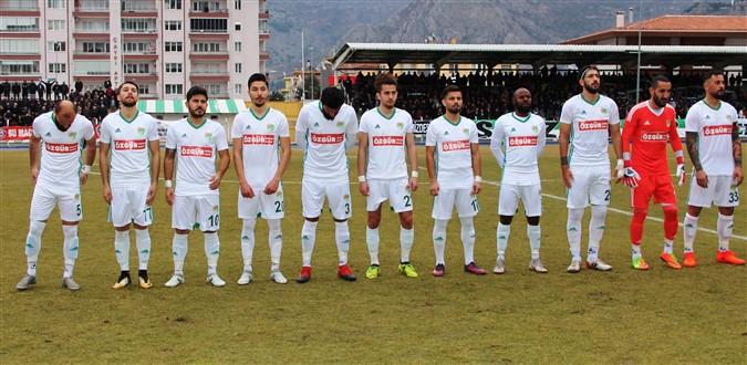 Yeni Amasyaspor 2 - 2 Yozgatspor