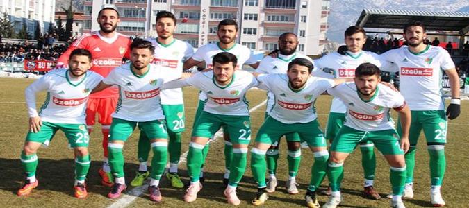 Yeni Amasyaspor 0 - 0 Sinopspor