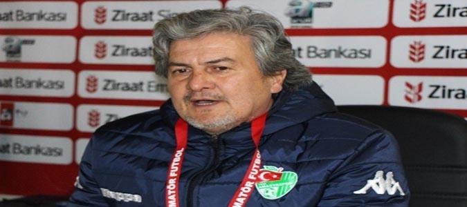 Yeni Amasyaspor'un Hedefi 3. Lige Çıkmak