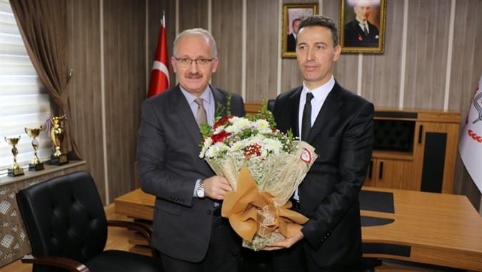 Yeni İl Milli Eğitim Müdürü Doç. Dr İlker KÖSTERELİOĞLU oldu.