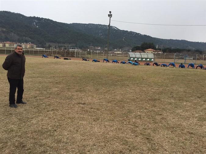 Yeni Taşova Spor Hazırlıklarını Sürdürüyor