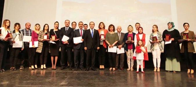 Yerel projeler ödül töreni düzenlendi