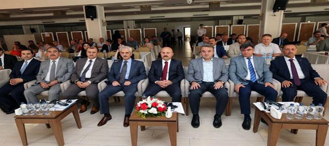 Yeşilırmak Havzası Paydaş Toplantısı Amasya'da Yapıldı
