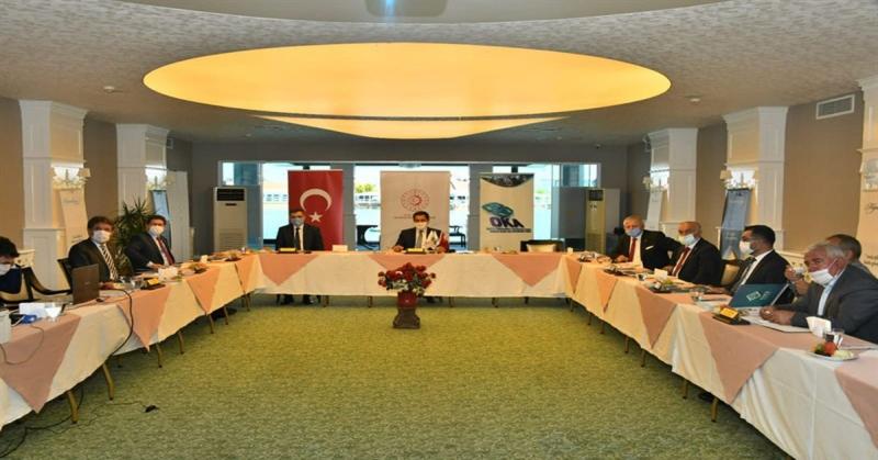 YHKB Haziran Ayı Encümen ve Meclis Toplantıları Gerçekleştirildi