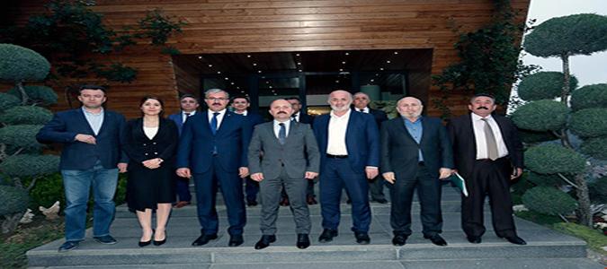 YHKB Nisan ayı encümen ve meclis toplantısı yapıldı